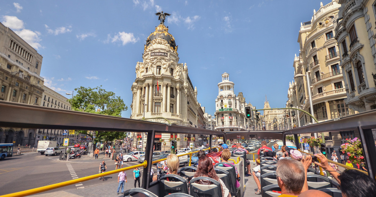 city tour Madrid