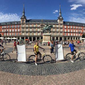 arquiler bicicletas madrid